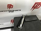 Жіночий шкіряний брелок Audi Audi Key Ring Leather, Womens, артикул 3181900200. Офіційна колекція Audi., фото 3