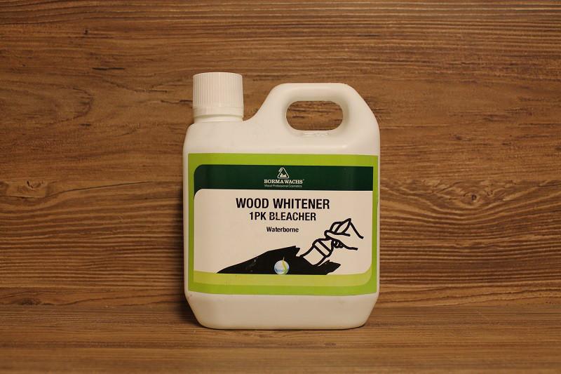Отбеливатель для древесины на водной основе, 1PK Bleacher