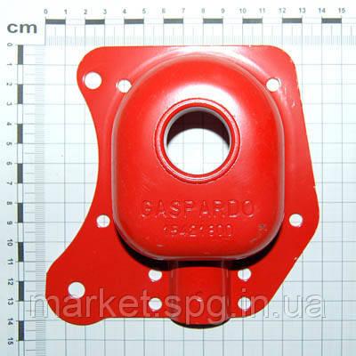 Кришка редуктора металева права Gaspardo