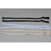 Тканевые бретели для бюстгальтера. 3 цвета