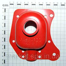 G22220103 Кришка редуктора металева ліва Gaspardo