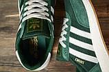 Кросівки чоловічі 16868, Adidas Iniki, зелені, [ 46 ] р. 46-29,0 див., фото 5