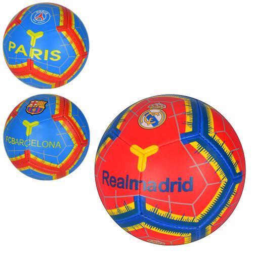 М'яч футбольний, р. 5, 410-430г, 2500-141