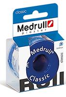 "Лейкопластир медичний в рулонах Medrull ""Classic"", 3 см х 250 см."