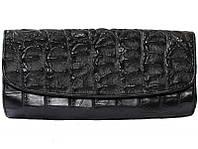 Сумка-клатч из кожи крокодила CBM 18 T Black