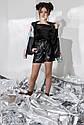 Шорты модные для девочек sh-100 ТМ Barbarris Размеры 134 - 164, фото 9
