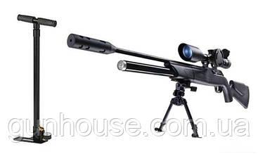 Пневматическая винтовка Walther 1250 Dominator FT с насосом высокого давления Axor