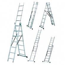 Werk LZ3210B Лестница универсальная