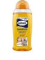 Детский шампунь MilMil деликатный Абрикос, 500мл