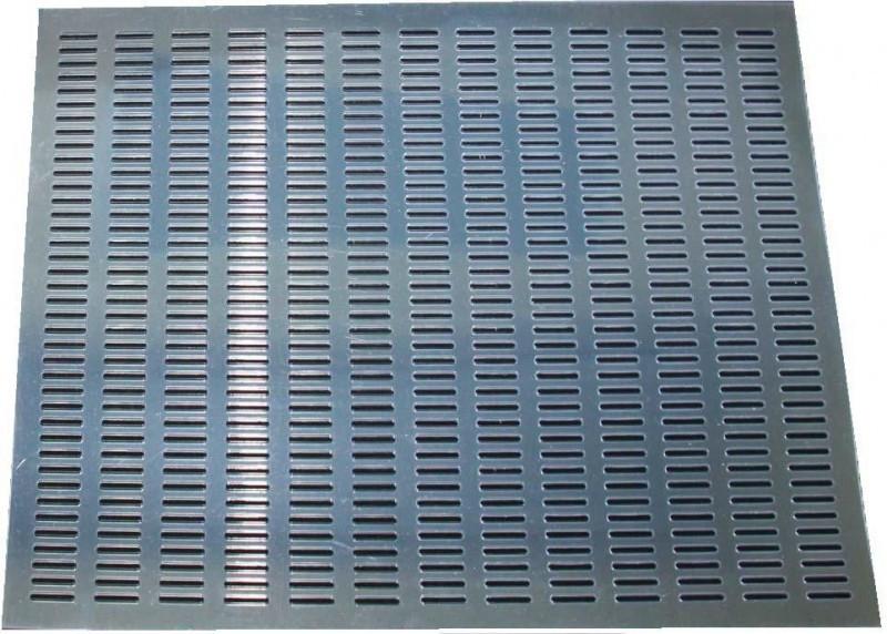 Разделительная решетка тонкая 0.5 мм (12 рамочная) 50х49.5 см, для ульев типа Дадан, Рут