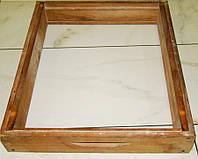 Подкрышник для ульев Дадан, Рута на 10 рамок (липа) проваренный в парафине