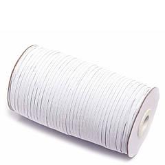 Резинка белая диаметр (3 мм.) 1 бобина 115-120м. Приход 10.04