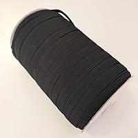 80м. Резинка черная 10мм используют так же для пошива медицинских масок