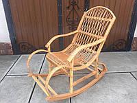 Кресло-качалка из лозы Буковая Новинка!до 200 кг веса