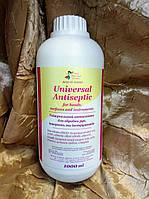 Дезинфектор 70% спирта антисептик универсальный 1000 мл.