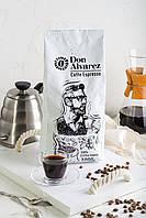 Don Alvarez Caffe Espresso Зерновой кофе 1кг 100 % Арабика