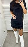 "Сукня з екошкіри ""Secret"", фото 5"