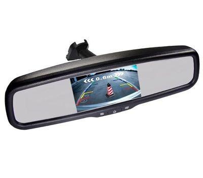 Зеркала заднего вида с монитором и видеорегистратором
