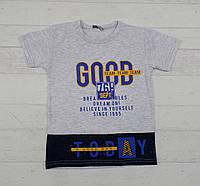 Детская футболка для мальчиков рост 116,122,128,134.140 см