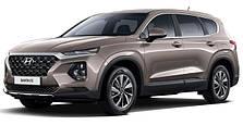 Фаркопы на Hyundai Santa Fe (c 2018--)
