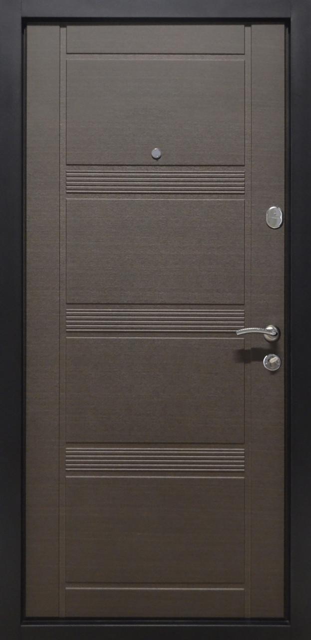 Дверь входная ПО-29 серый горизонт