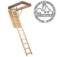 Чердачная лестница Fakro LWS - Smart - 600х1300х3050, Харьков