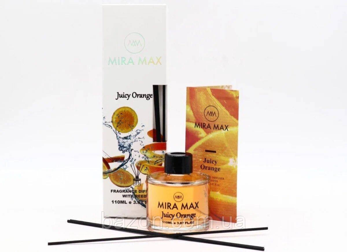 Аромадиффузор для дома Mira Max Juicy Orange 110ml