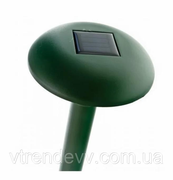 Отпугиватель ультразвуковой грызунов на солнечной батарее Solar 3801