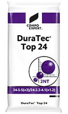 Комплексное удобрение ДюраТэк Топ 24 NPK 24-5-5 (+ 2МgО + 5S +МЕ), 25 кг  (COMPO Германия)