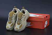 Женские кроссовки Nike M2K Tekno Grey Brown, фото 1