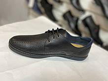 Чоловічі літні туфлі KaDar, фото 2