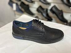 Чоловічі літні туфлі KaDar, фото 3
