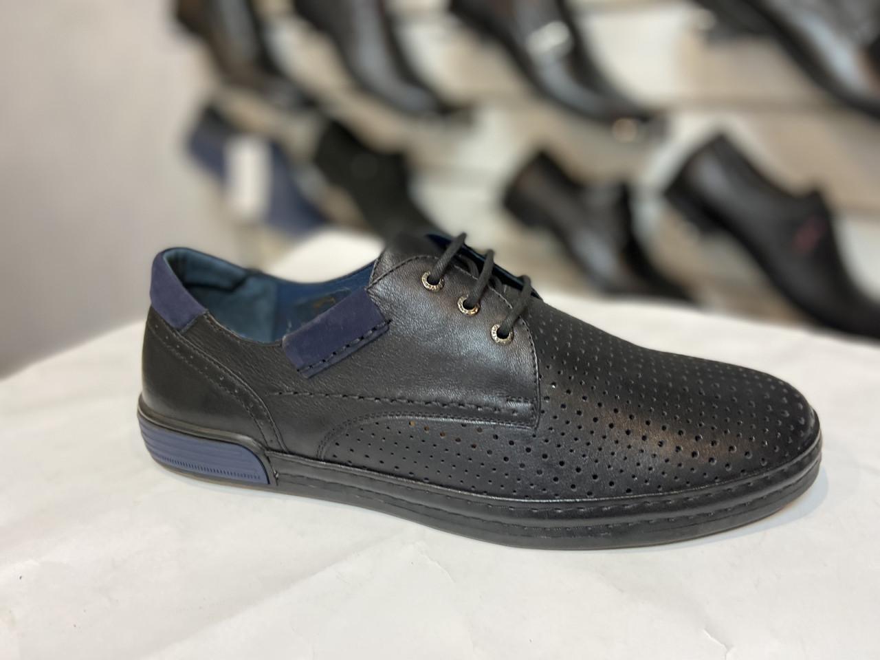 Чоловічі літні туфлі KaDar
