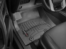 Килими гумові WeatherTech Lexus GX 2014+ передні чорні