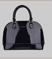 Женская стильная лаковая сумка. Модель 462, фото 3