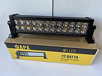 LED панель, балка (72 Вт 24 ламп)