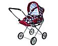 Коляска трансформер 9391 - коляска-трость для куклы, фото 5