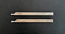 Різець відрізний Р6М5 8х8х120