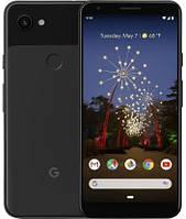 "Смартфон Google Pixel 3a 4/64GB Just Black, 1sim, Snapdragon 670, экран 6"" OLED, 12.2/8 Мп, NFC, 4G (LTE)"