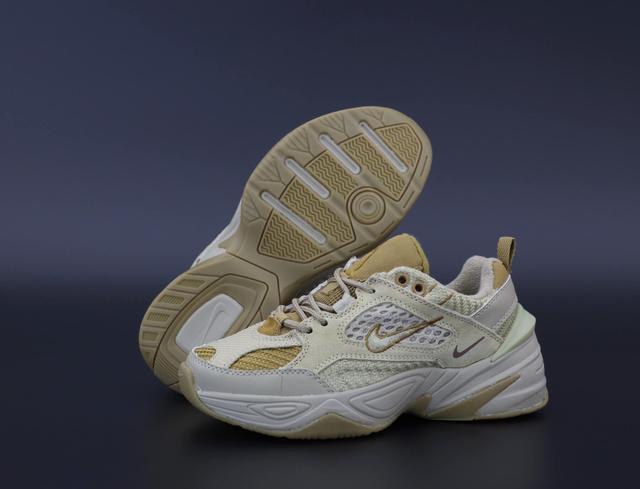 Женские кроссовки Nike M2K Tekno Grey Brown фото
