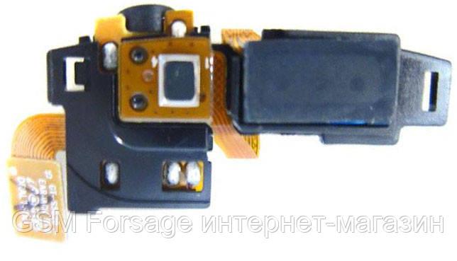 Шлейф Samsung S5620 Monte Headset / Speaker and Mic Original