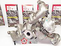 Турбина Seat Alhambra 1.9 TDI 115 HP 713673-5006S, 454232-5011S, AUY, AJM, 038253019NV, 1121159, 2000+, фото 1