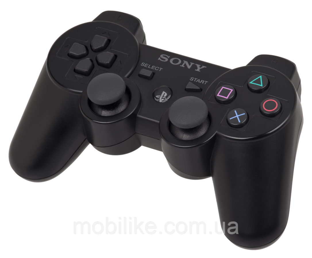 Проводной геймпад для Dualshock 3 (Black)