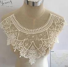 Пришивной воротник женский для одежды