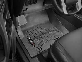 Ковры резиновые WeatherTech Toyota LC150 2014-2018  передние черные