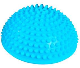 Полусфера массажная LiveUp Balance Pad 16 см Blue (LS3572-b)