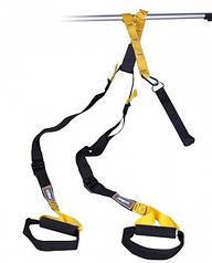 Тренировочная система LiveUp Multi-Way Expander Yellow-Black (LS3659A)