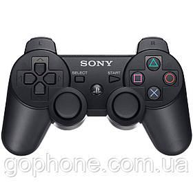 Проводной Джойстик для PS3 SONY Wireless DUALSHOCK 3 (Black)