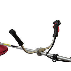 Мотокоса бензинова (бензотример) Worcraft WGT52-280, бензокоса для трави 2800 Вт, фото 3