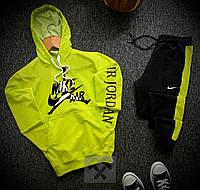 Спортивный костюм Nike Air lemon